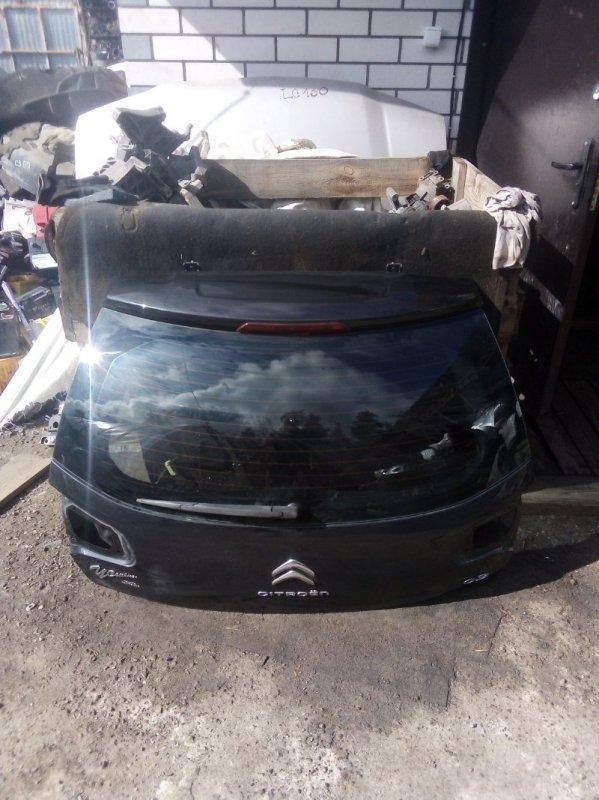 Крышка багажника Citroen C3 EP3 2011 (б/у)