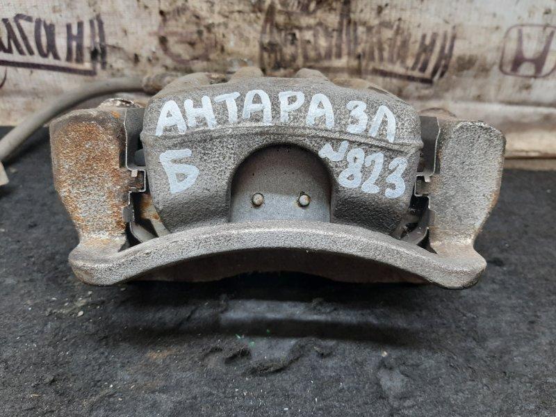 Суппорт Opel Antara LE5 2012 задний левый (б/у)