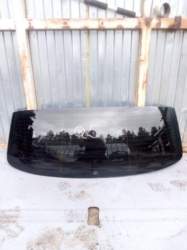 Стекло Audi Q5 заднее (б/у)