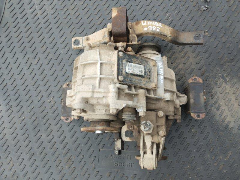 Раздатка Chevrolet Niva 1.7 2012 (б/у)