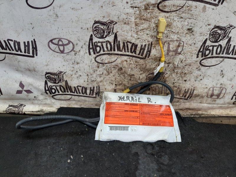 Подушка безопасности Nissan X-Trail MR20 2012 передняя правая (б/у)