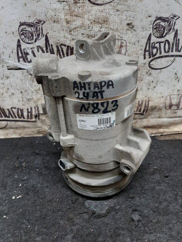 Компрессор кондиционера Opel Antara LE5 2012 (б/у)