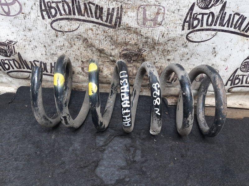 Пружина Opel Antara LE5 2012 задняя (б/у)