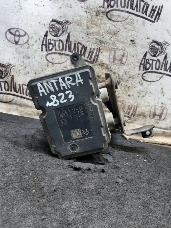 Блок abs Opel Antara LE5 2012 (б/у)