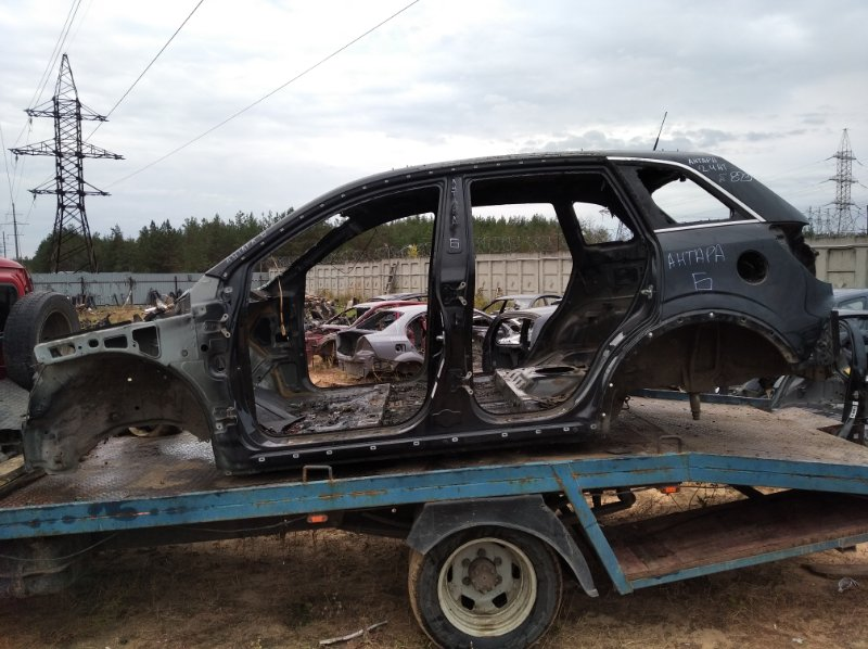 Кузов Opel Antara LE5 2012 (б/у)