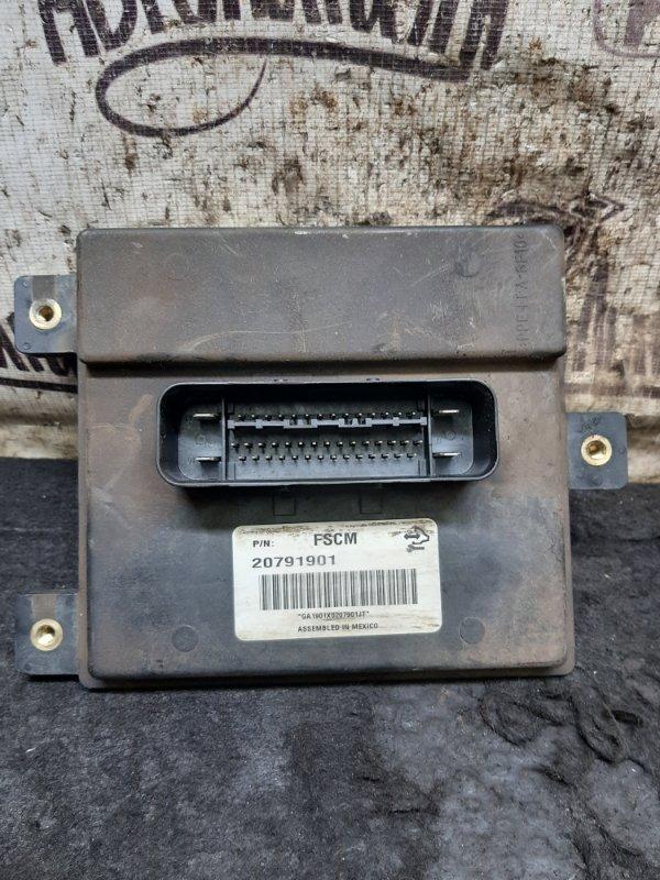Блок управления топливным насосом Opel Antara LE5 2012 (б/у)