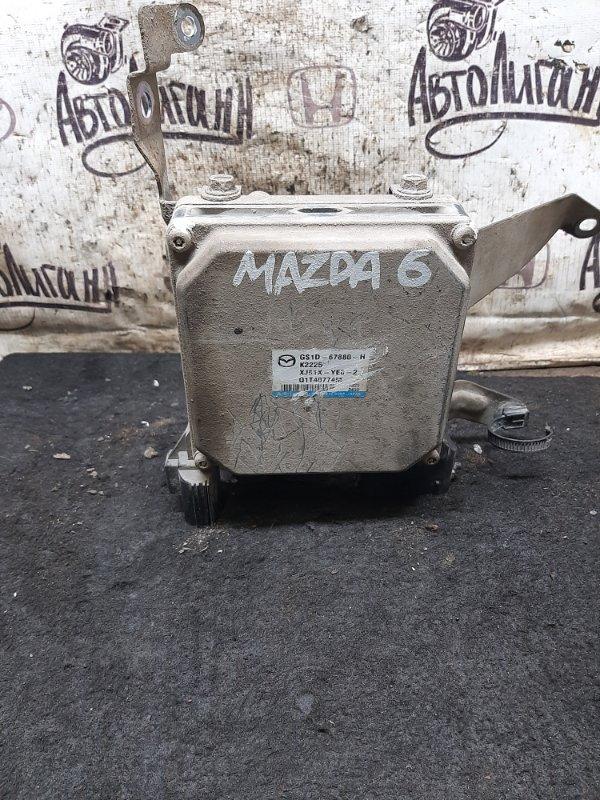 Блок управления рулевой рейкой Mazda 6 Gh (б/у)