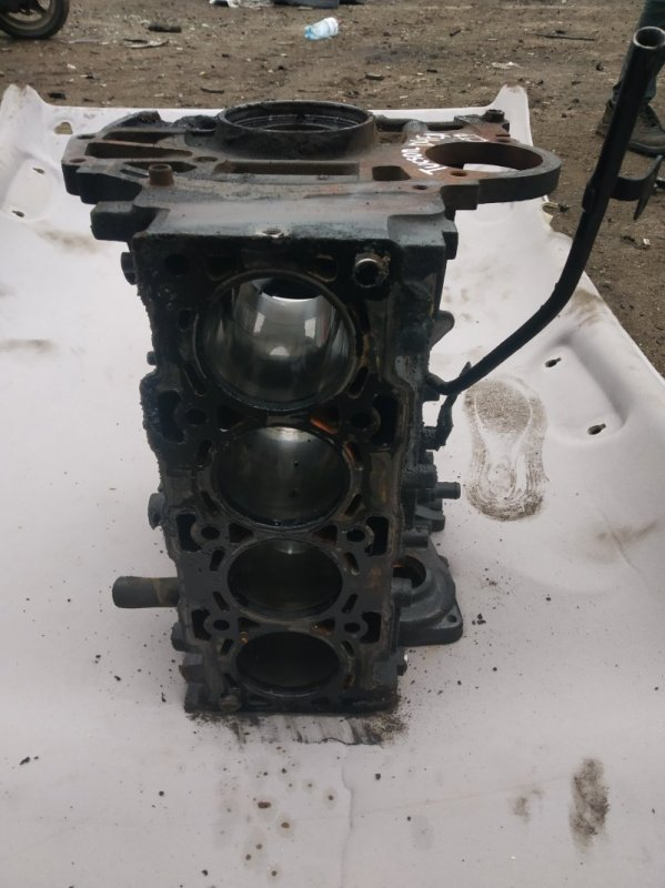 Блок цилиндров Hyundai Tucson 2.0 (б/у)