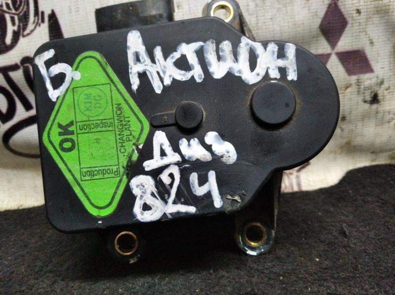 Моторчик заслонки Ssang Yong Actyon New D20DTF 2014 (б/у)