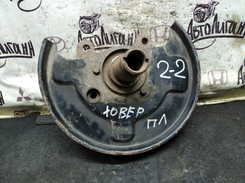 Кулак поворотный (цапфа) Great Wall Hover передний левый (б/у)