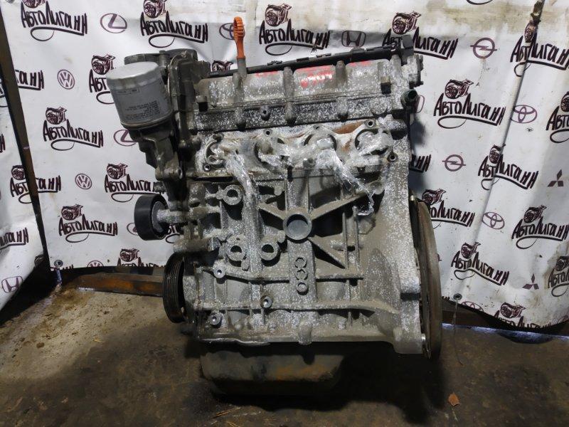 Двигатель Skoda Fabia CFN 2011 (б/у)