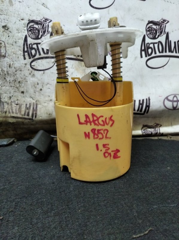 Датчик уровня топлива Lada Largus K9K8796 2009 (б/у)
