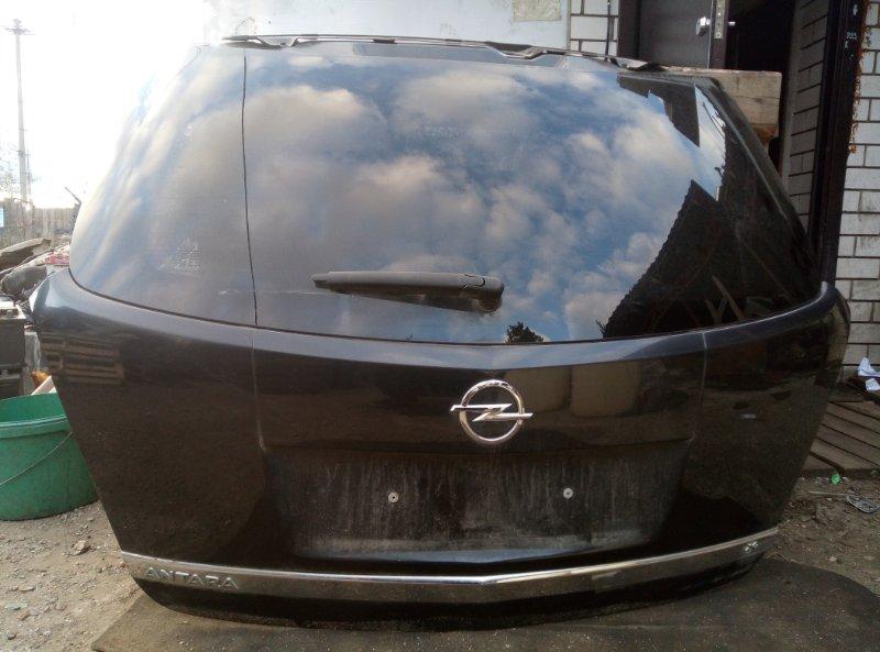 Крышка багажника Opel Antara LE5 2012 (б/у)