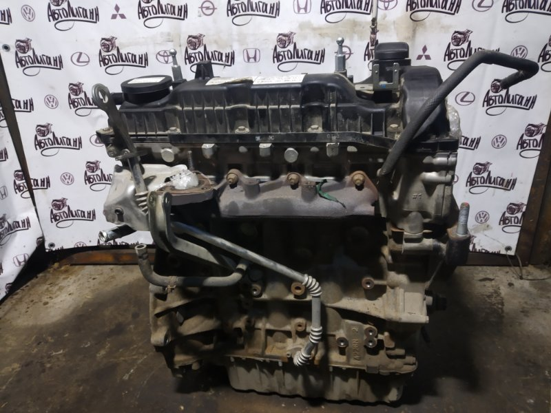 Двигатель Ssang Yong Actyon New D20DTF 2014 (б/у)