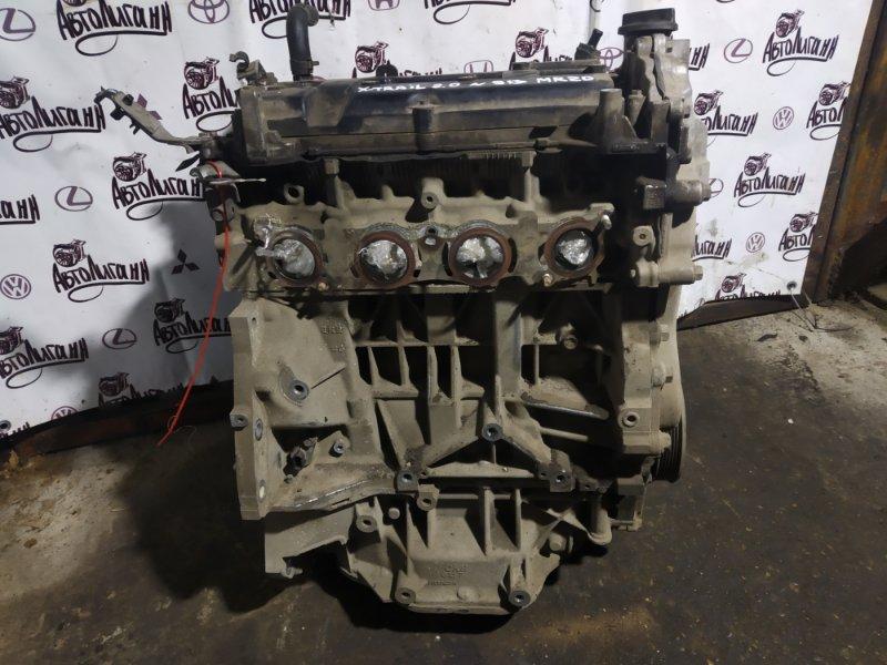 Двигатель Nissan X-Trail MR20 2014 (б/у)