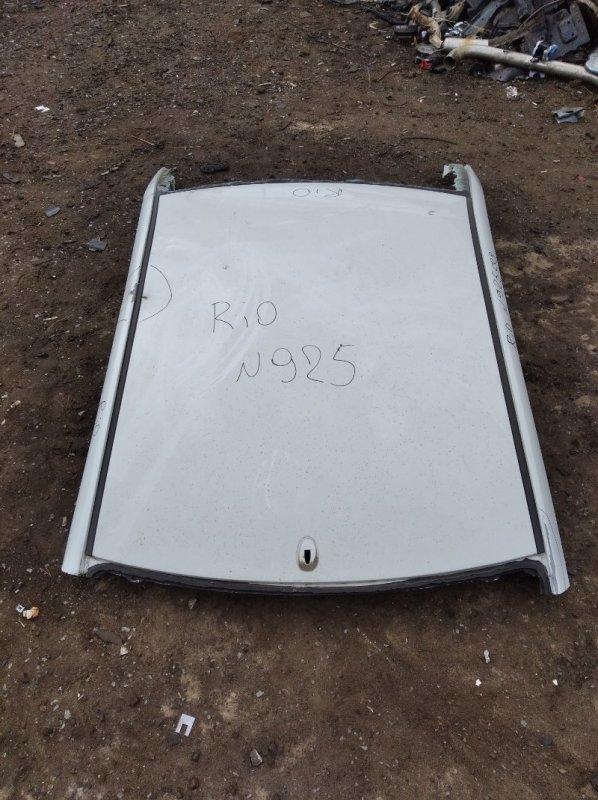 Крыша Kia Rio СЕДАН G4FC 2012 (б/у)