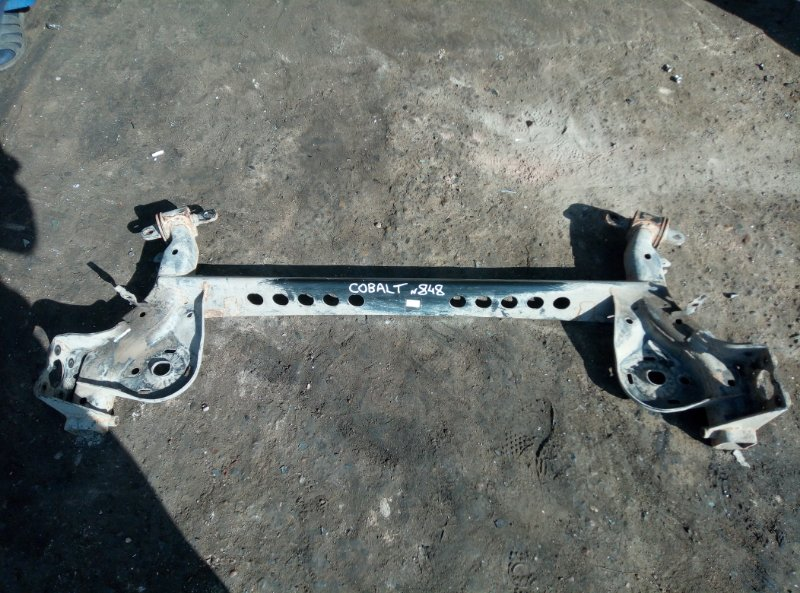 Балка подвески задняя Chevrolet Cobalt B15D2 2013 (б/у)