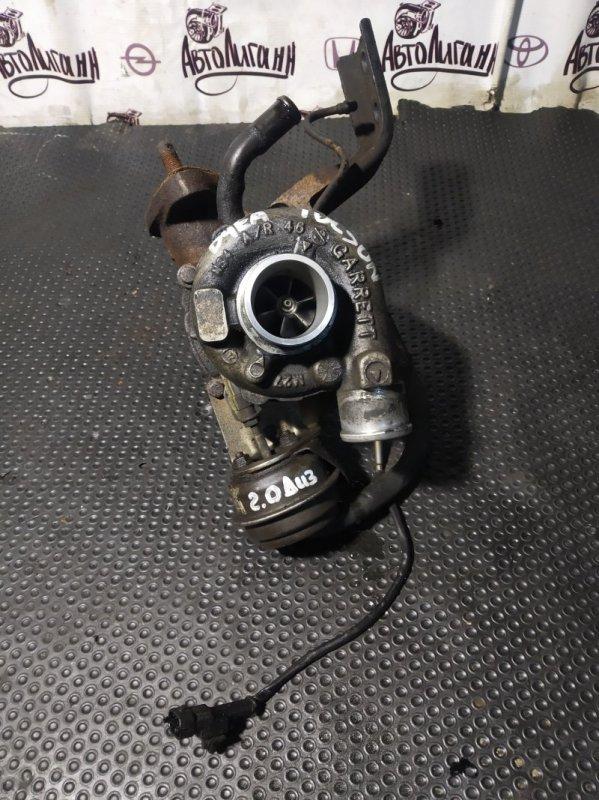 Турбина Hyundai Tucson D4EA 2.0 (б/у)