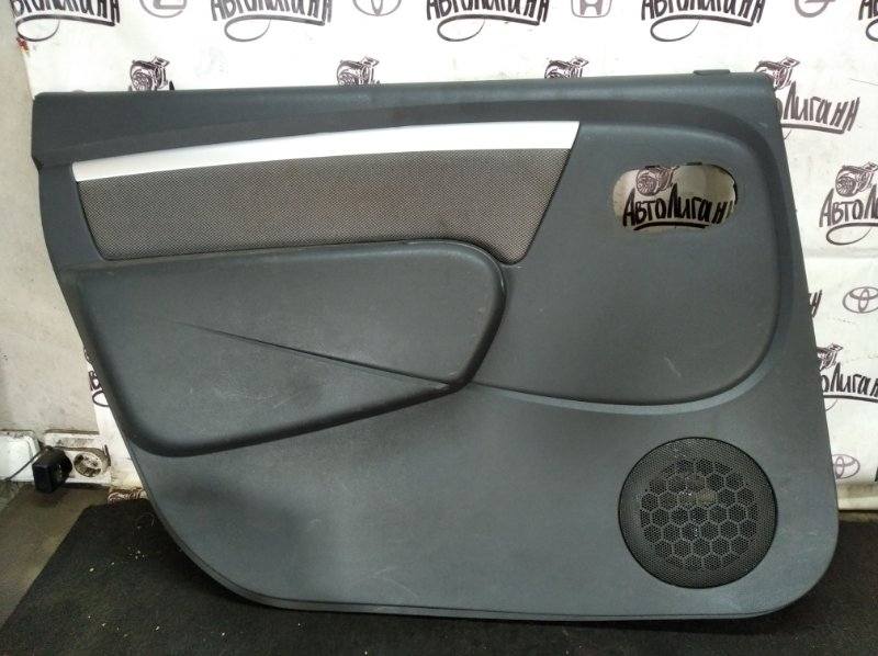 Обшивка двери Lada Largus K4M490 2014 задняя левая (б/у)