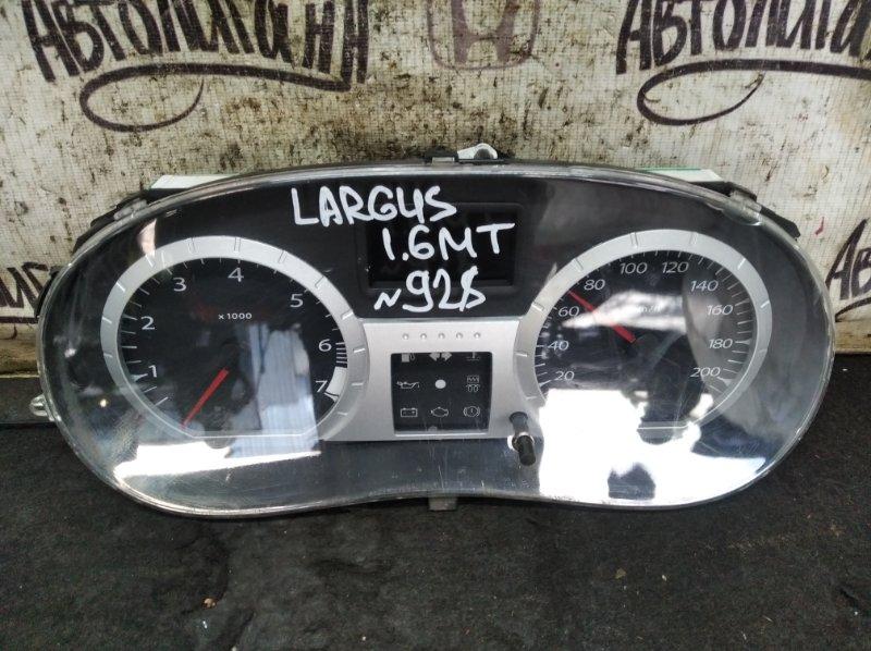 Щиток приборов Lada Largus K4M490 2014 (б/у)
