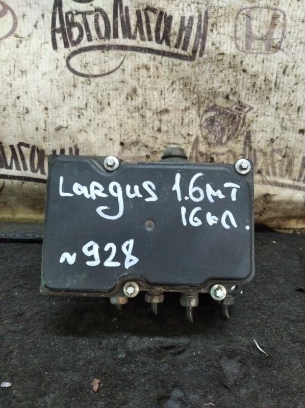 Блок abs Lada Largus K4M490 2014 (б/у)