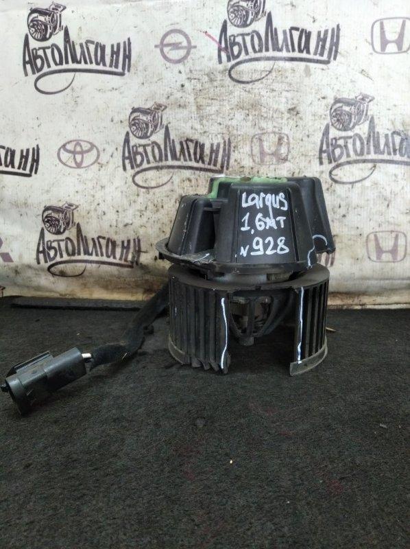 Моторчик печки Lada Largus K4M490 2014 (б/у)