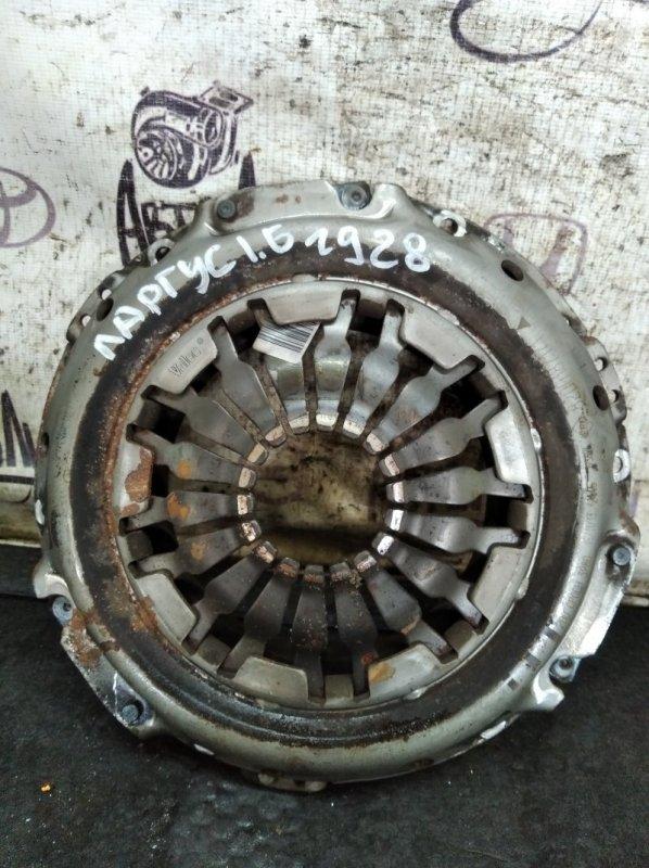 Сцепление (комплект) Lada Largus K4M490 2014 (б/у)