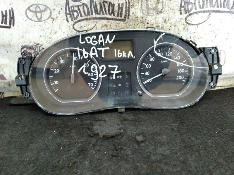 Щиток приборов Renault Logan K4MC697 2011 (б/у)