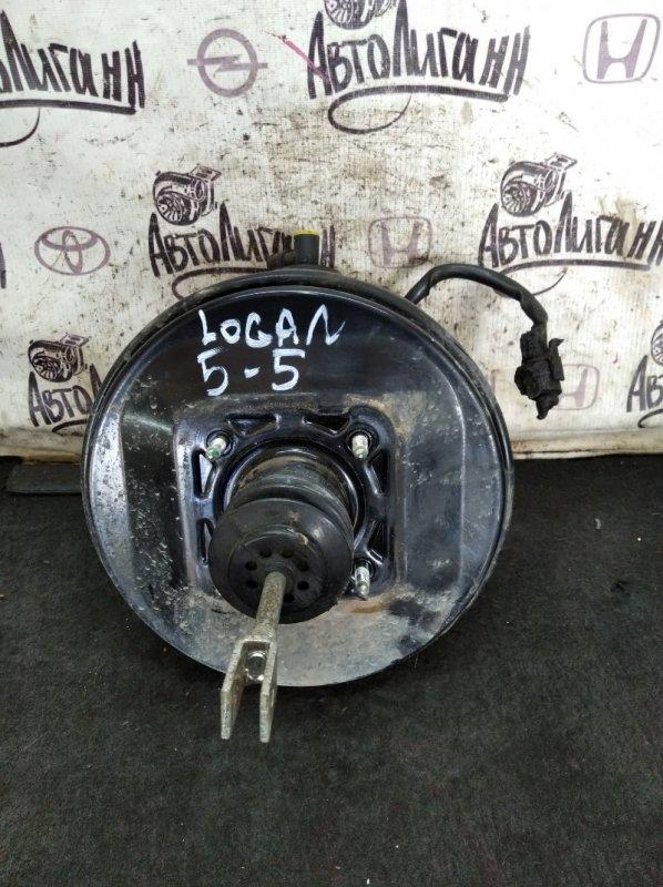 Вакуумный усилитель тормозов (вут) Renault Logan K4MC697 2011 (б/у)