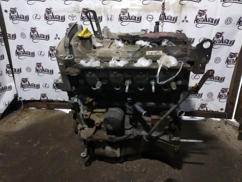 Двигатель Renault Logan K4MC697 2011 (б/у)