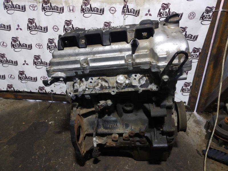 Двигатель Ravon R4 B15D2 2017 (б/у)