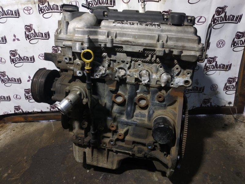 Двигатель Chevrolet Cobalt B15D2 2013 (б/у)