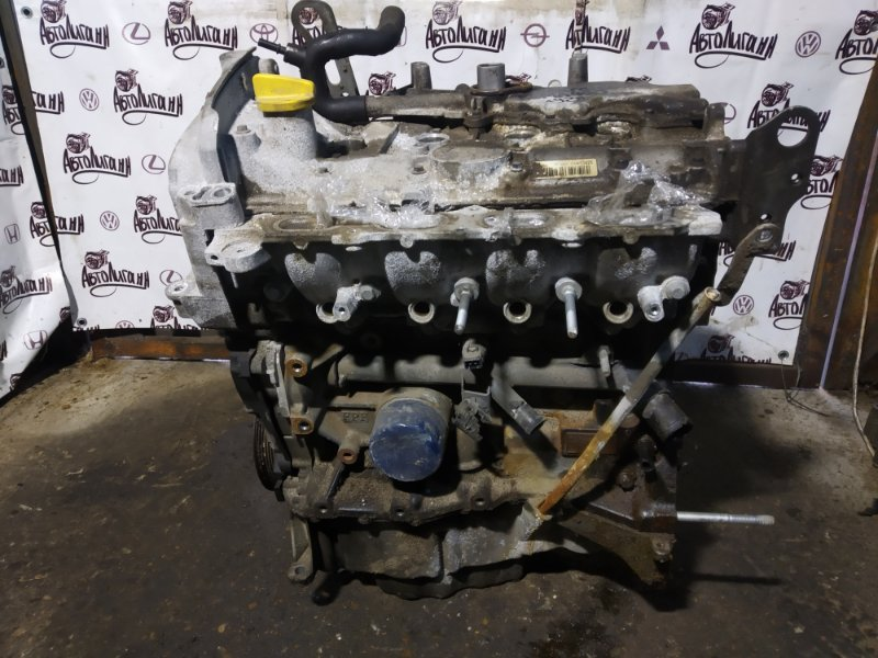 Двигатель Lada Largus K4M490 2014 (б/у)