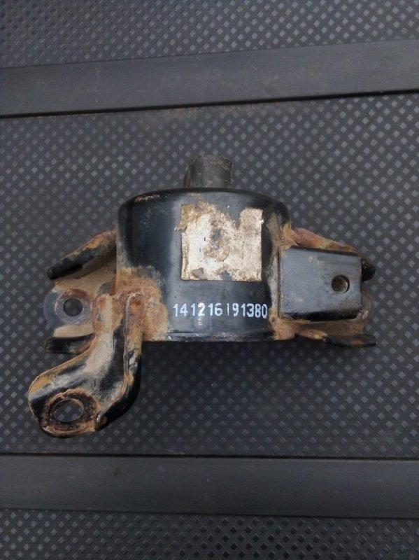 Подушка двигателя Kia Ceed 2 G4FG 2015 левая (б/у)