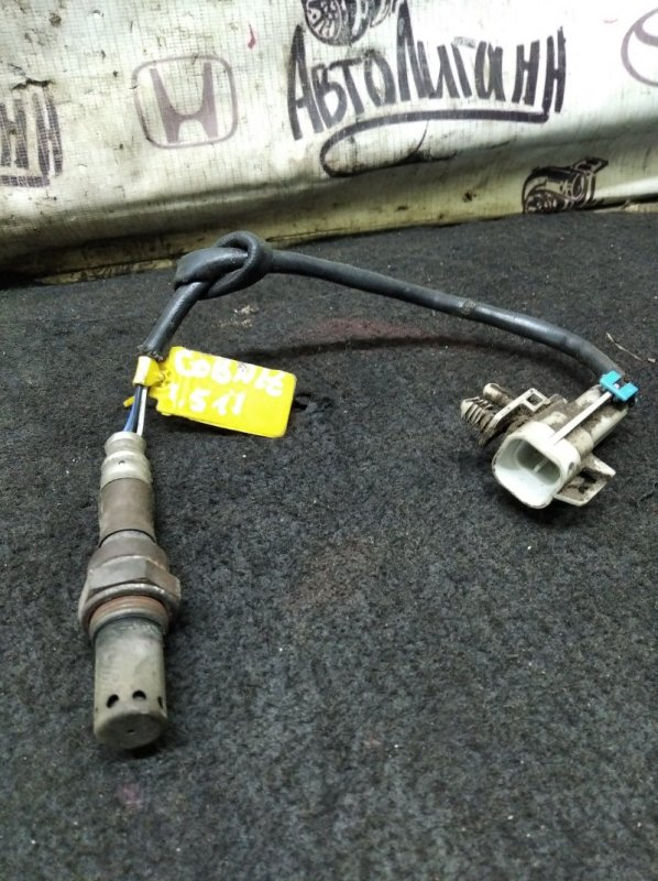 Датчик кислорода Chevrolet Cobalt B15D2 2013 передний (б/у)