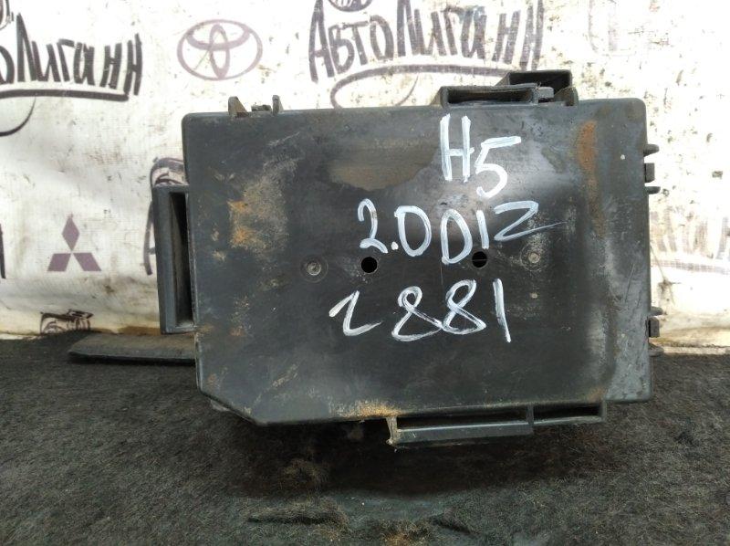 Блок предохранителей Great Wall Hover H5 GW4D20 2011 (б/у)