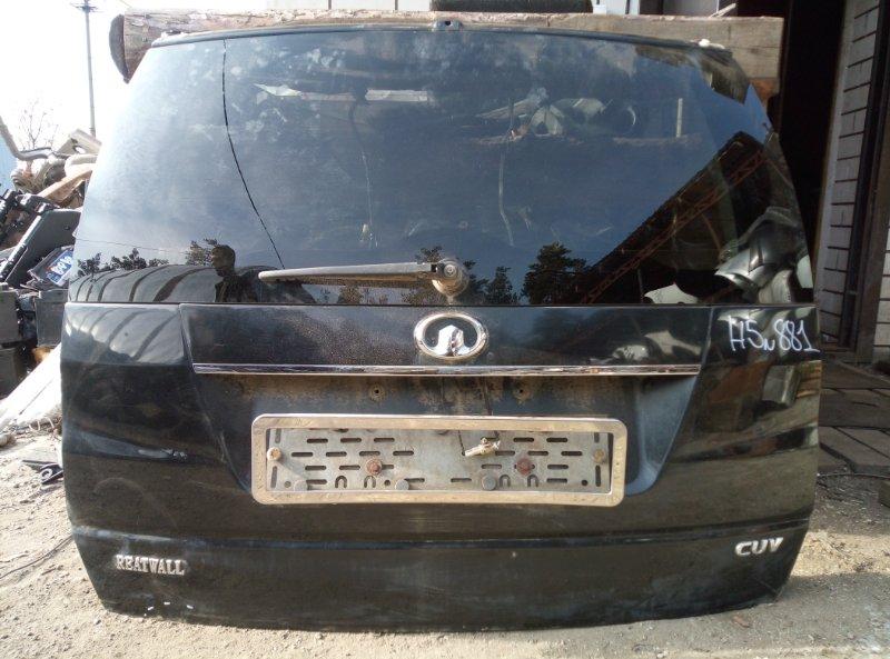 Крышка багажника Great Wall Hover H5 GW4D20 2011 (б/у)
