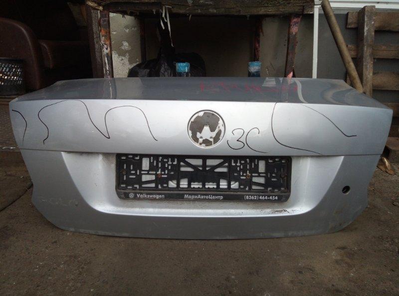 Крышка багажника Volkswagen Polo СЕДАН CFN 2012 (б/у)