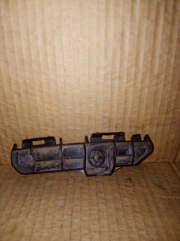 Кронштейн бампера Toyota Rav 4 2012 задний левый (б/у)