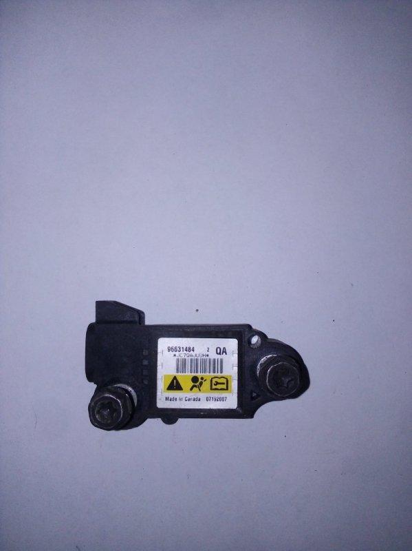 Датчик airbag Chevrolet Captiva (б/у)