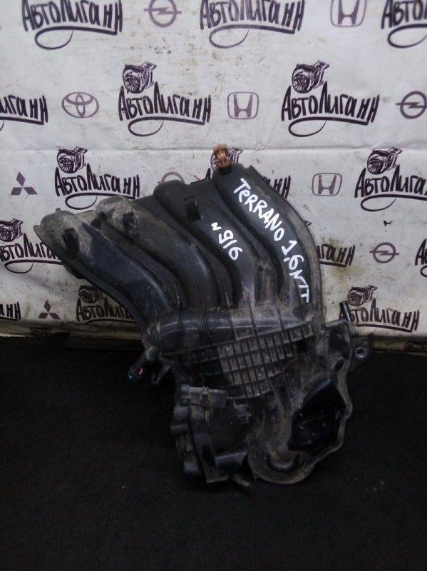 Коллектор впускной Nissan Terrano H4MD438 2016 (б/у)