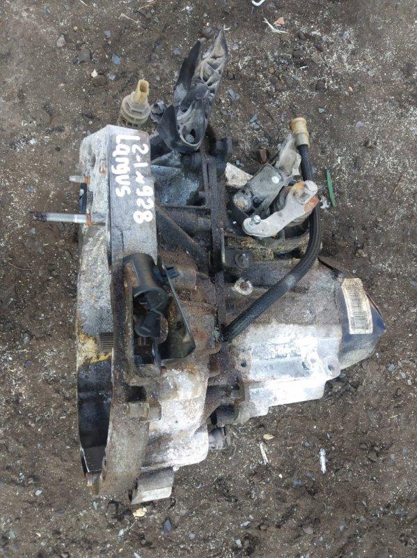 Мкпп Lada Largus K4M490 2014 (б/у)