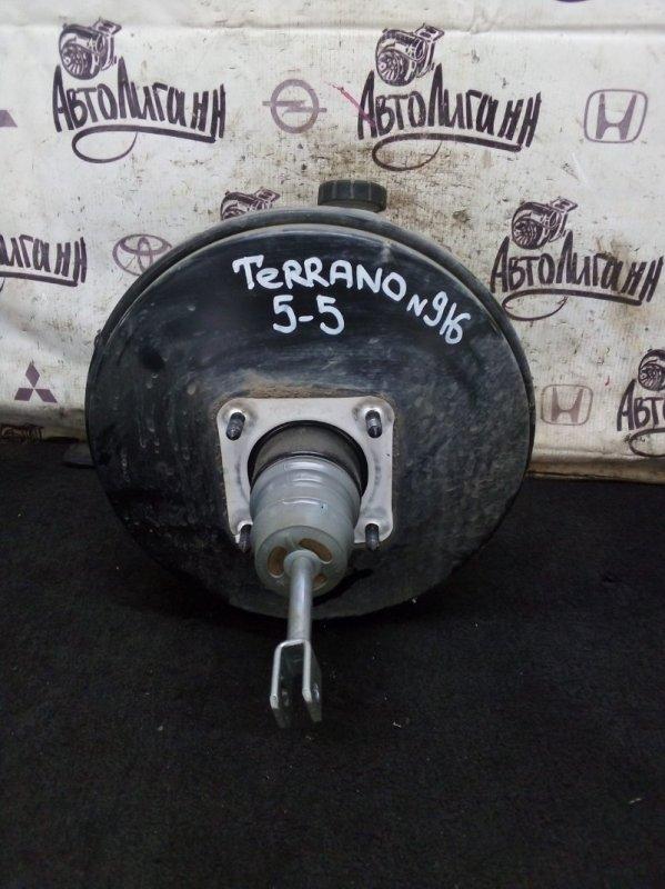 Вакуумный усилитель тормозов (вут) Nissan Terrano H4MD438 2016 (б/у)
