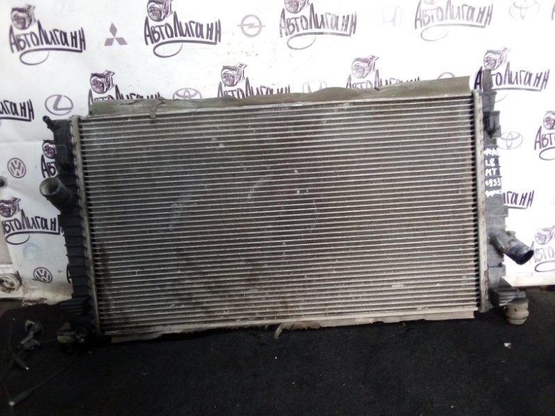 Радиатор охлаждения Ford Focus 2 КУПЕ QQDB 2006 (б/у)
