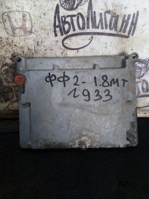 Блок управления двигателем Ford Focus 2 КУПЕ QQDB 2006 (б/у)