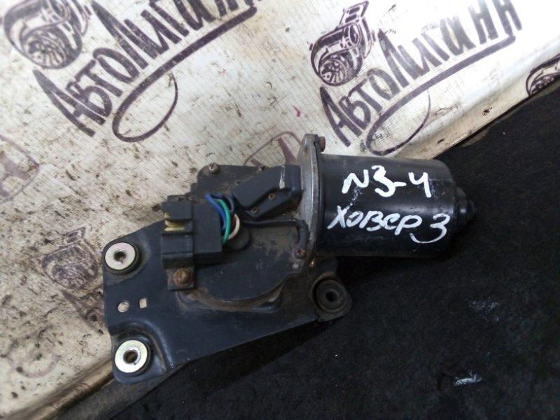 Мотор дворников Great Wall Hover H3 задний (б/у)