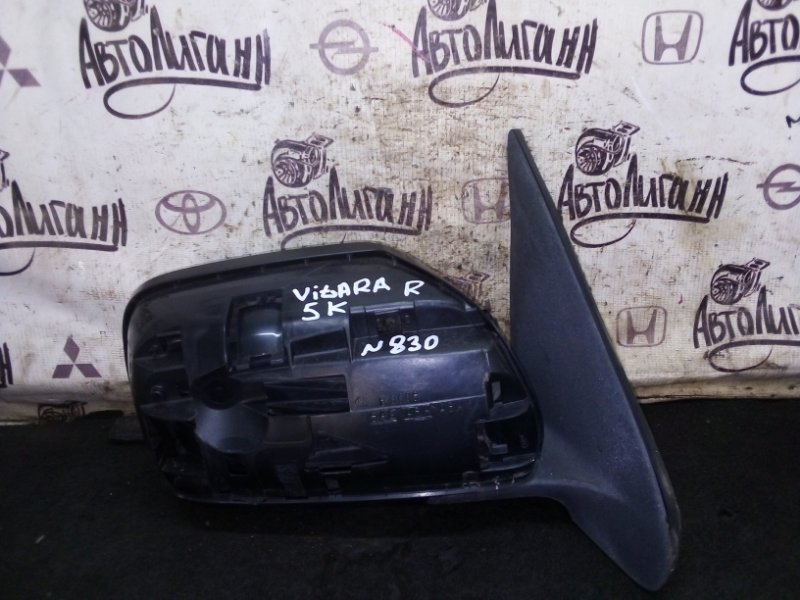 Зеркало Suzuki Grand Vitara J20A 2007 переднее правое (б/у)