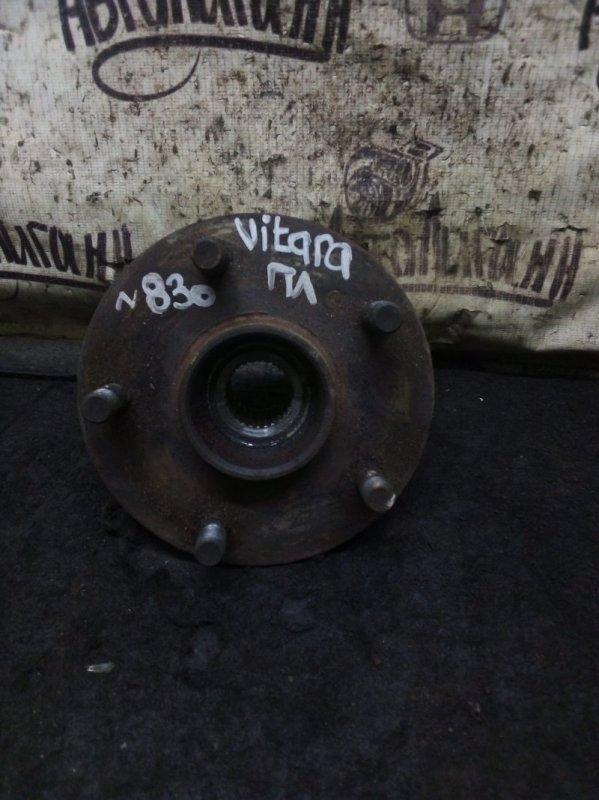 Ступица Suzuki Grand Vitara J20A 2007 передняя левая (б/у)
