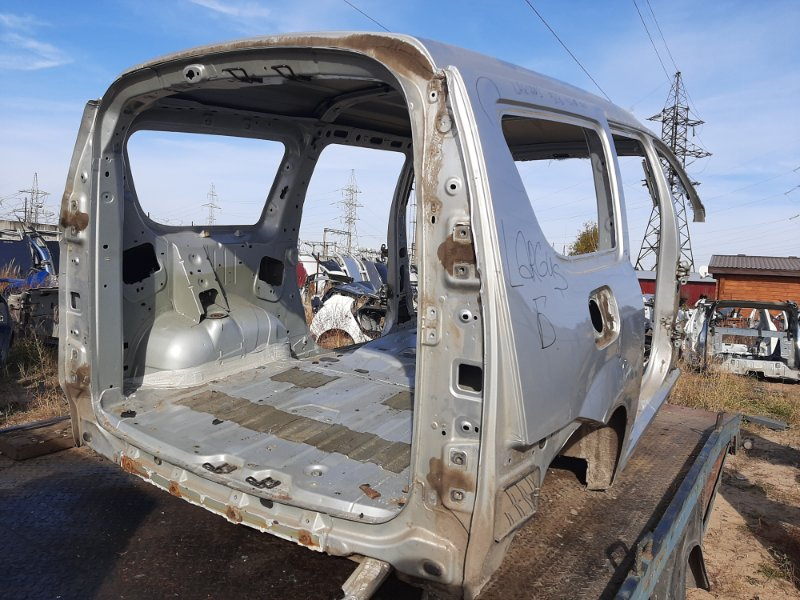 Кузов Lada Largus K4M490 2014 (б/у)