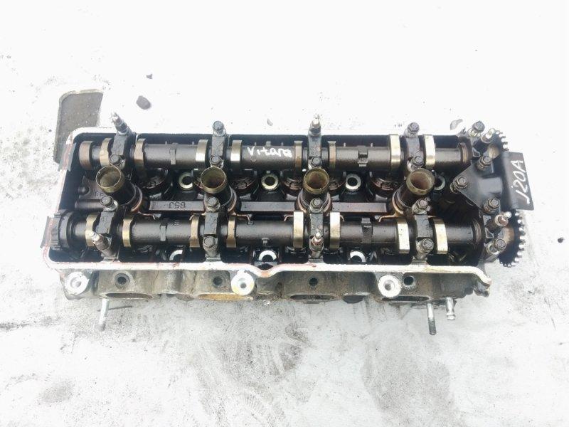Головка блока цилиндров Suzuki Grand Vitara J20A 2007 (б/у)